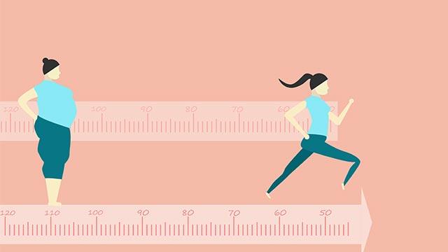 埋线减肥小窍门一天减一斤减肥_减肥食品
